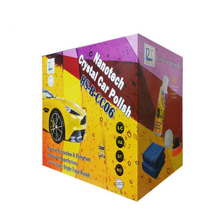 Crystal Car Wax Car Care Hydrophobic Nano Glass Coating Car Body Protection