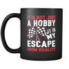 It Is My Escape From Reality Mug
