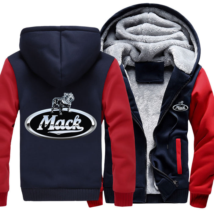 Super Warm Mack Trucks Jackets With FREE SHIPPING!