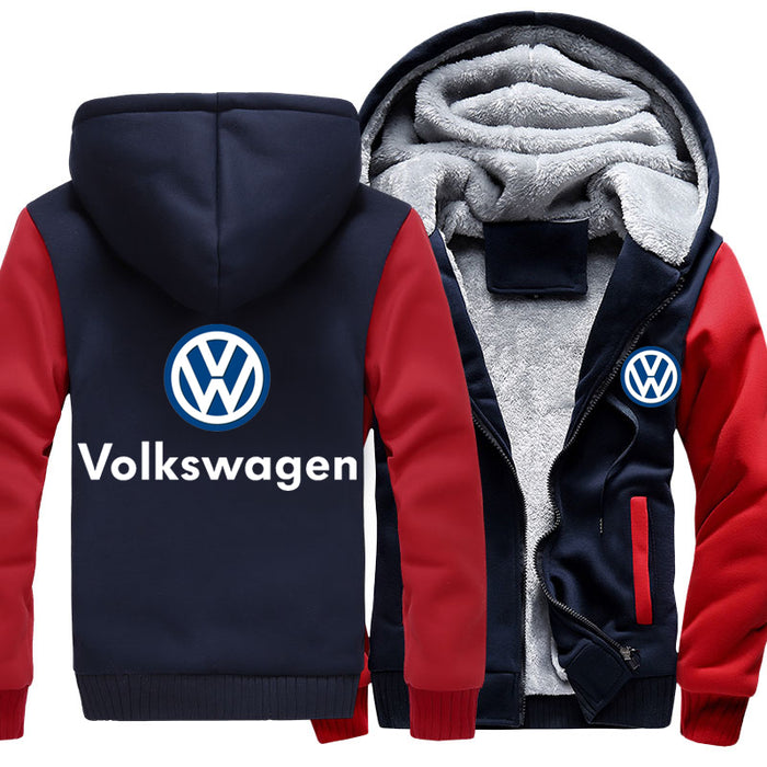 Superwarm Volkswagen Jackets With FREE SHIPPING!