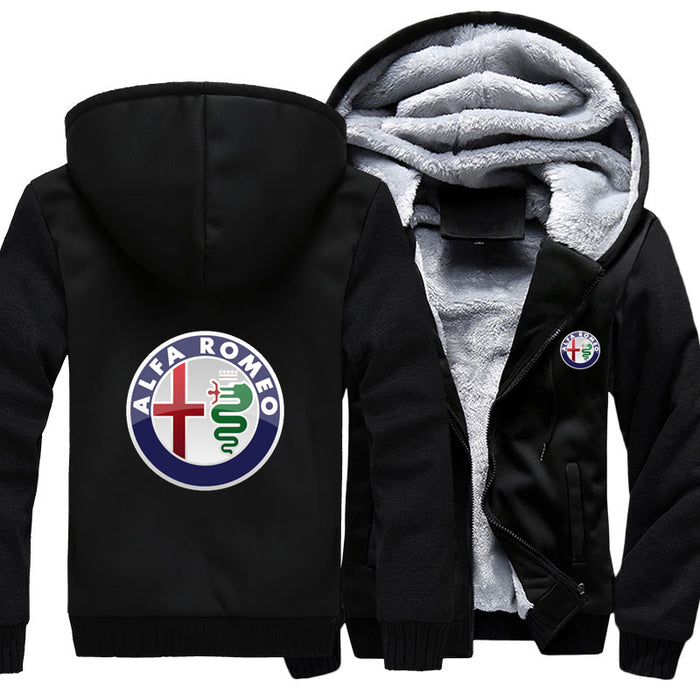 Superwarm Alfa Romeo Jackets With FREE SHIPPING!