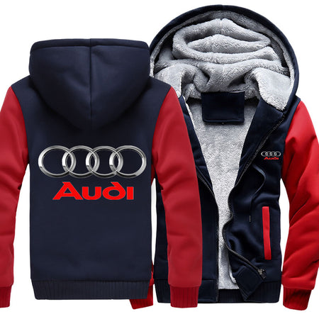 Superwarm Audi Jackets With FREE SHIPPING!