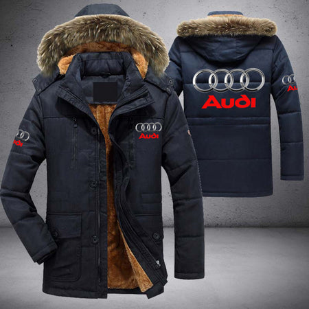 Audi Coat With FREE SHIPPING!