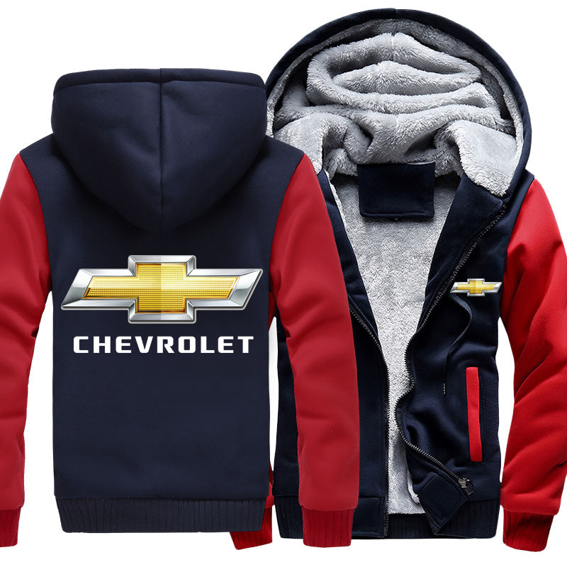 Super Warm Chevy Jackets With FREE SHIPPING!