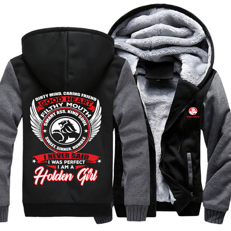 Dirty Mind Caring Friend Holden Girl Jacket With FREE SHIPPING!