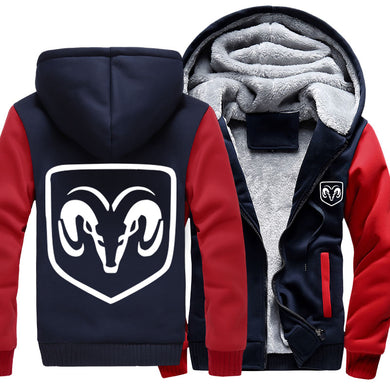 Super Warm Ram Trucks Jackets With FREE SHIPPING!
