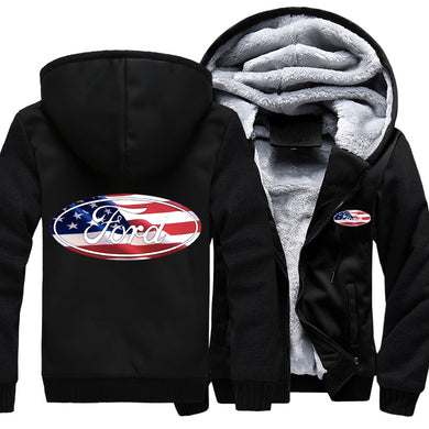 Super Warm Ford Jackets With FREE ShIPPING!