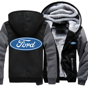 Super Warm Ford Jacket With FREE SHIPPING TODAY!