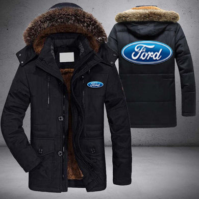 Ford Coat With FREE SHIPPING!