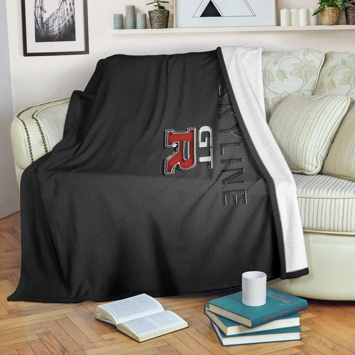 Nissan Skyline GTR Blanket Version 3 With FREE SHIPPING!
