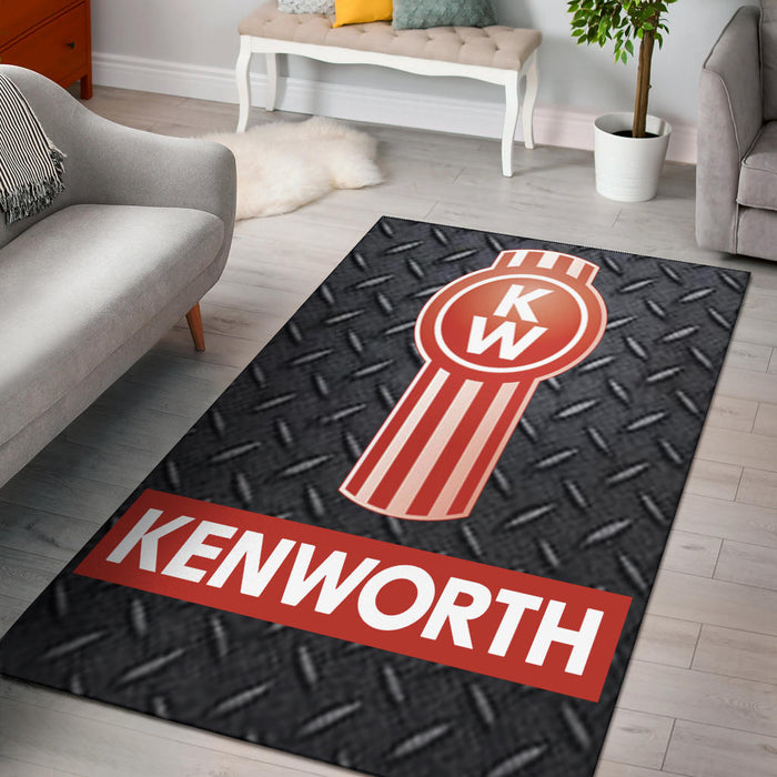 Kenworth Rug Version 5 With FREE SHIPPING!!