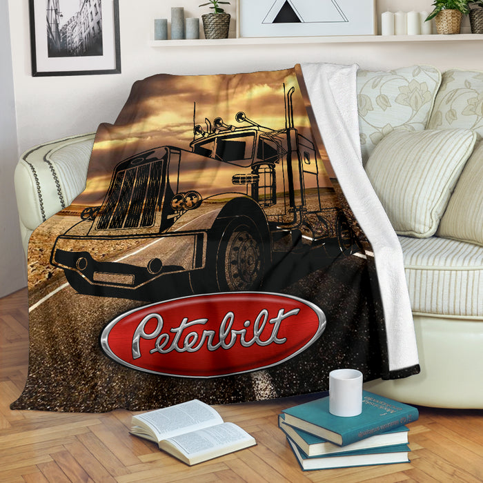 Peterbilt Blanket V1 With FREE SHIPPING!