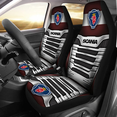 Scania Seat Covers With FREE SHIPPING TODAY!