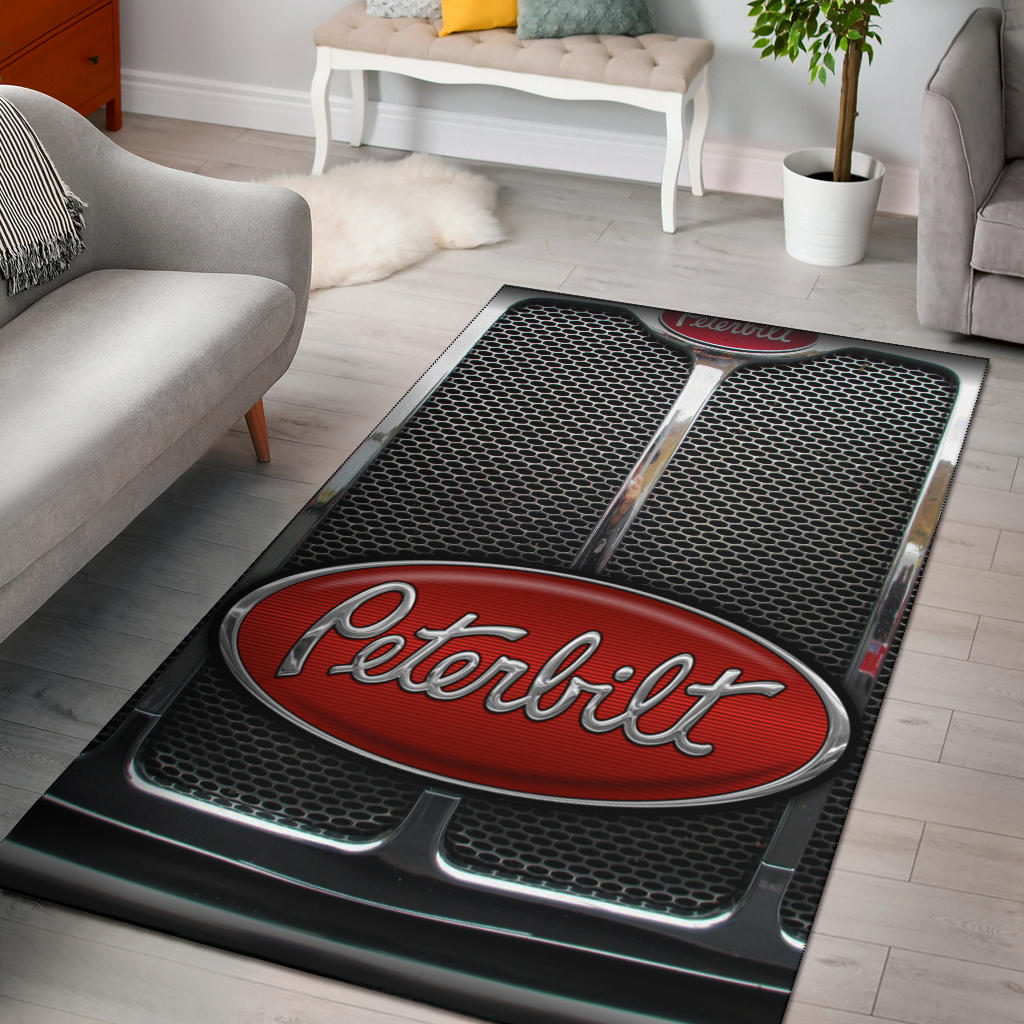 Peterbilt Rug Version 3 With FREE SHIPPING!