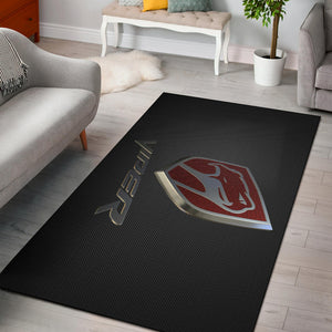 Dodge Viper Rug With FREE SHIPPING!