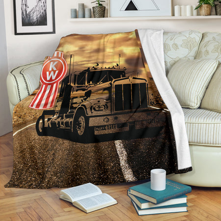 Kenworth Blanket V2 With FREE SHIPPING!