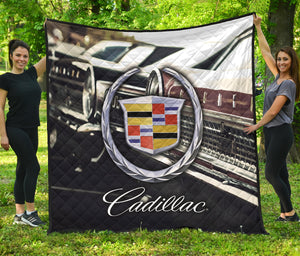 Cadillac Premium Quilt Version 3 With FREE SHIPPING!
