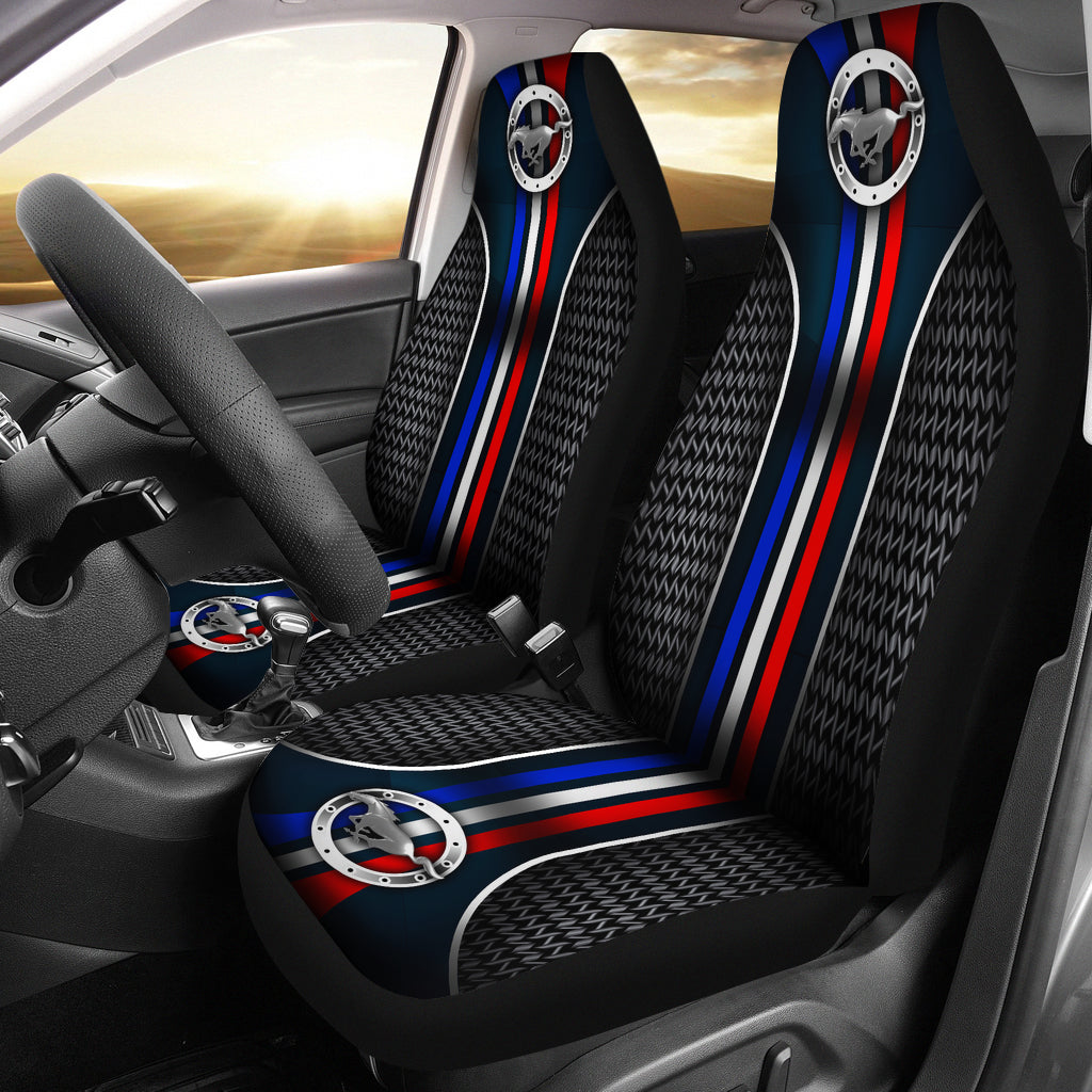 Mustang Seat Covers With FREE SHIPPING TODAY My Car Rules
