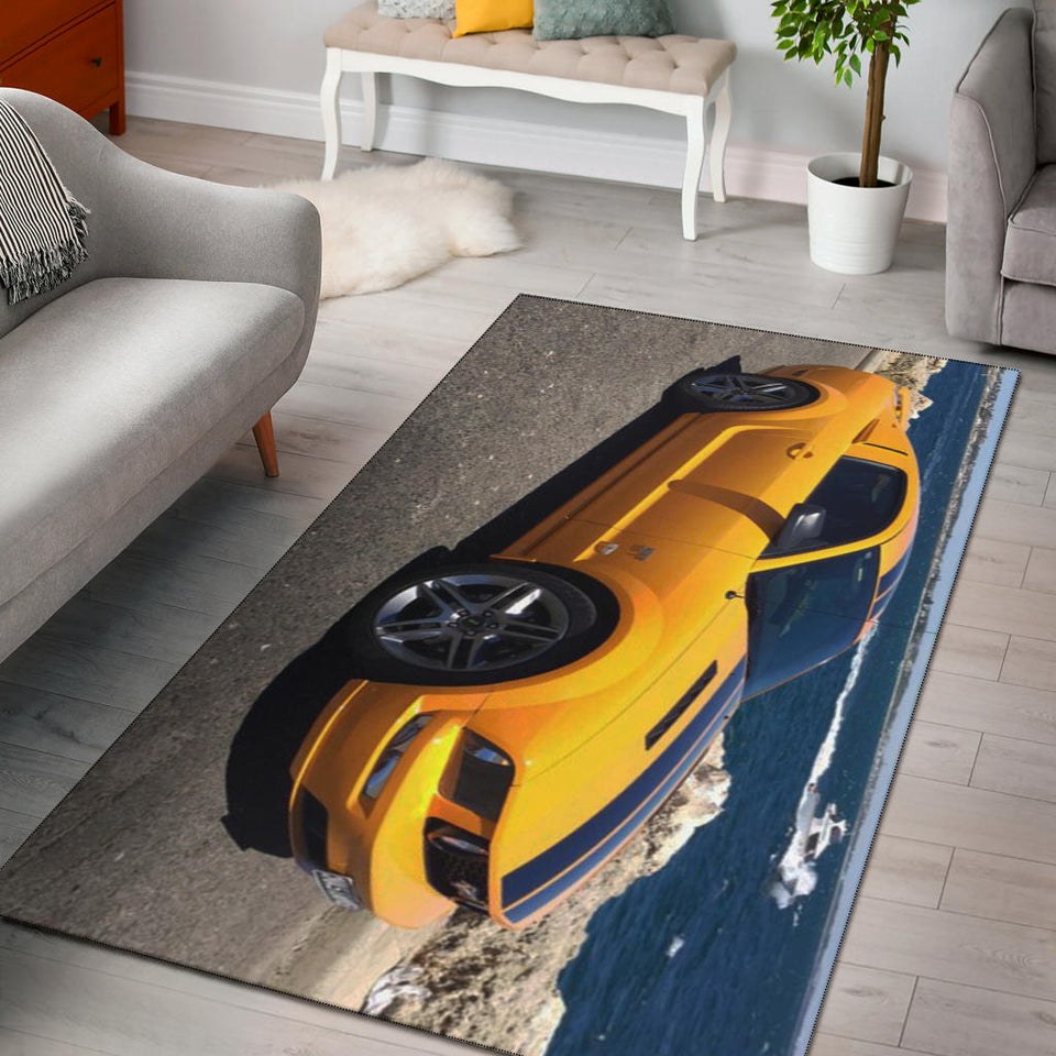 Mustang Rug V10 With FREE SHIPPING!
