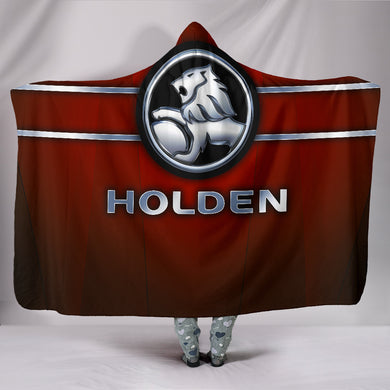 Holden Hooded Blanket With FREE SHIPPING TODAY!