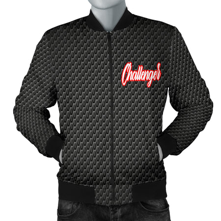 Dodge Challenger Men's Bomber Jacket MT