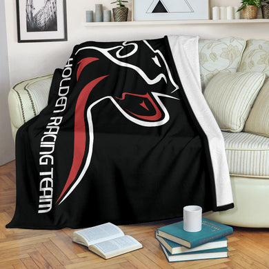 Holden Racing Team Black Blanket With FREE SHIPPING!