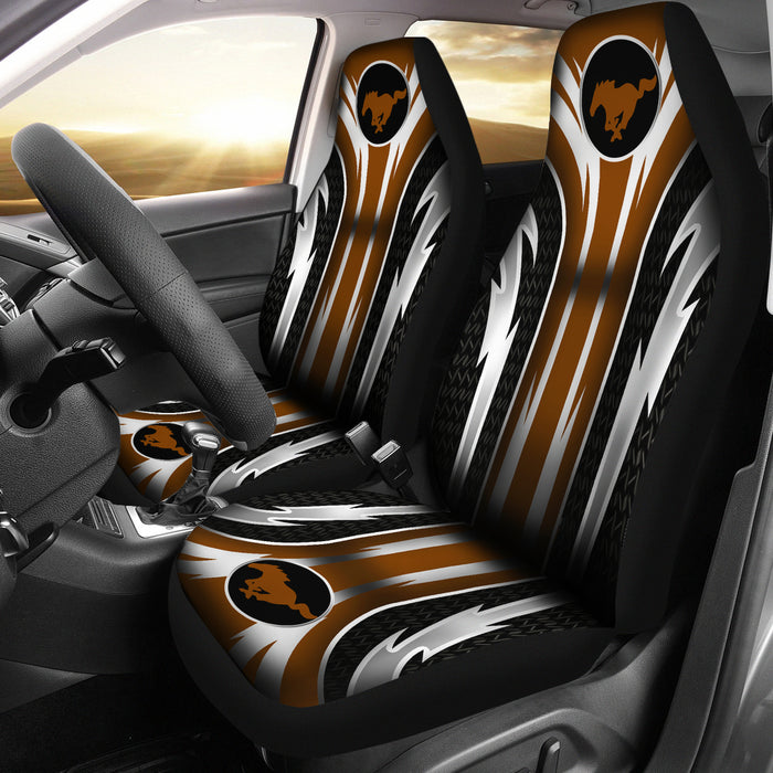Mustang Seat Covers