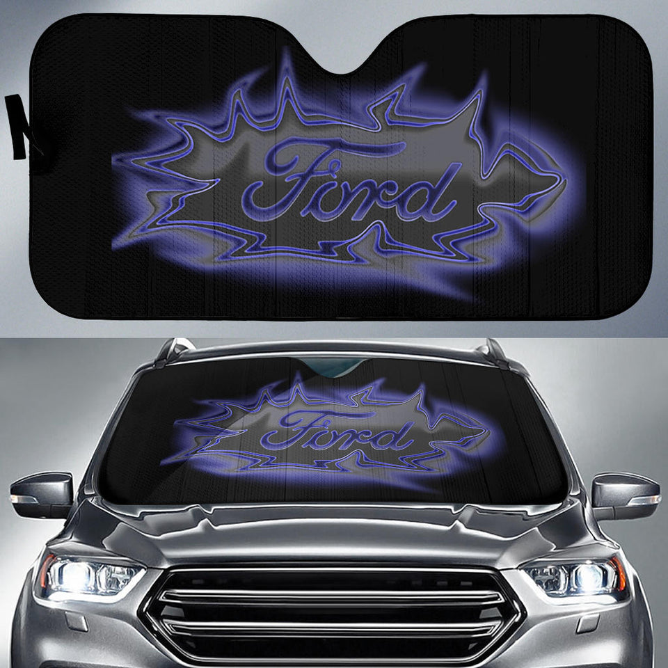Ford Windshield Sun Shade V5 With FREE SHIPPING!