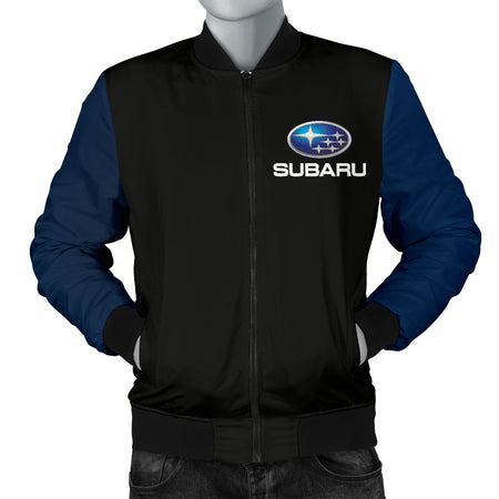 Subaru Men's Bomber Jacket BA