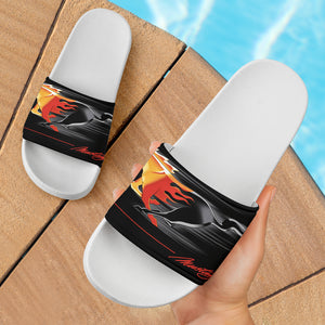 Mustang Slide Sandals Version 2