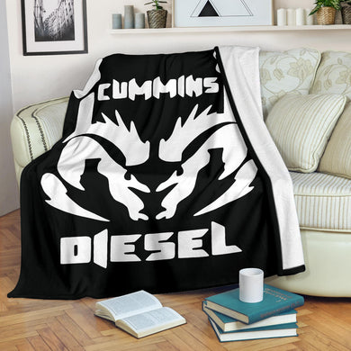 Cummins Diesel Blanket With FREE SHIPPING!