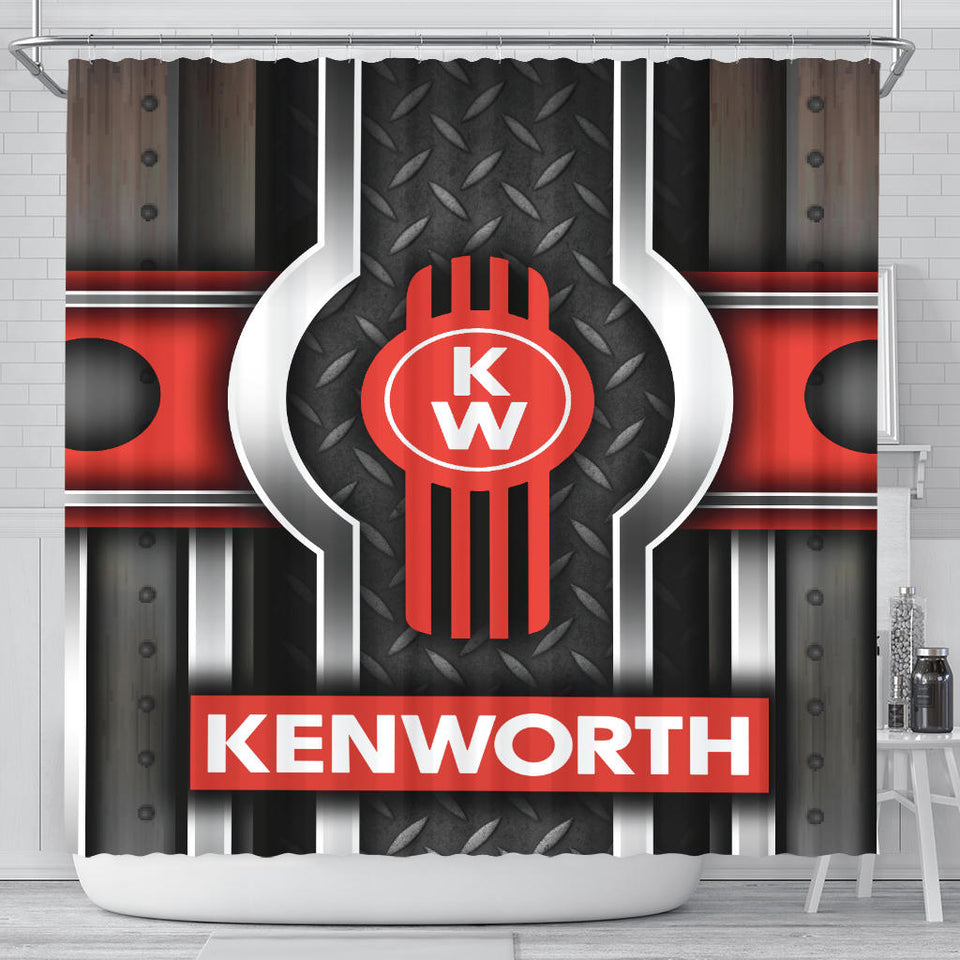 Kenworth Shower Curtain Version 7!
