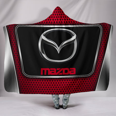 Mazda Hooded Blanket RV With FREE SHIPPING!