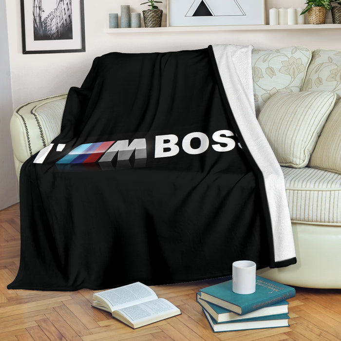 BMW Blanket V4 With FREE SHIPPING!