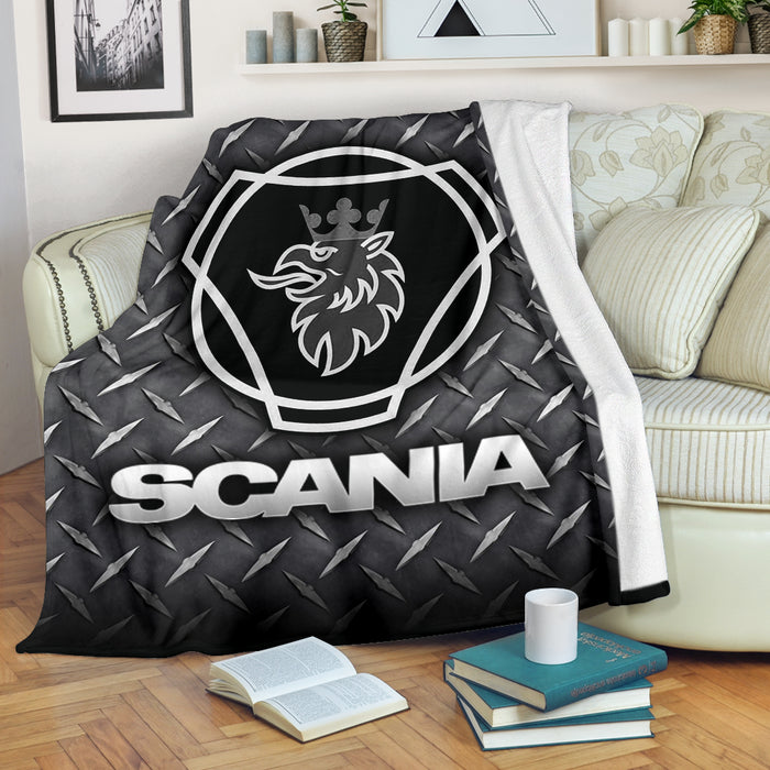 Scania Blanket V3 With FREE SHIPPING!