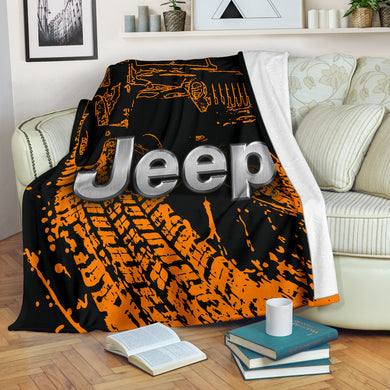 Jeep Blanket V1 With FREE SHIPPING!