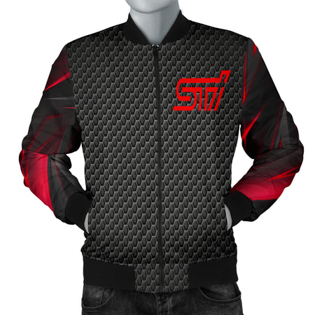 Subaru STI Men's Bomber Jacket RA