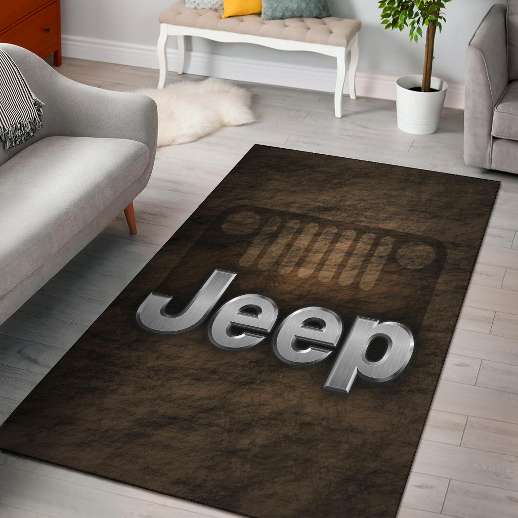 Jeep Rug Version 6 With FREE SHIPPING!