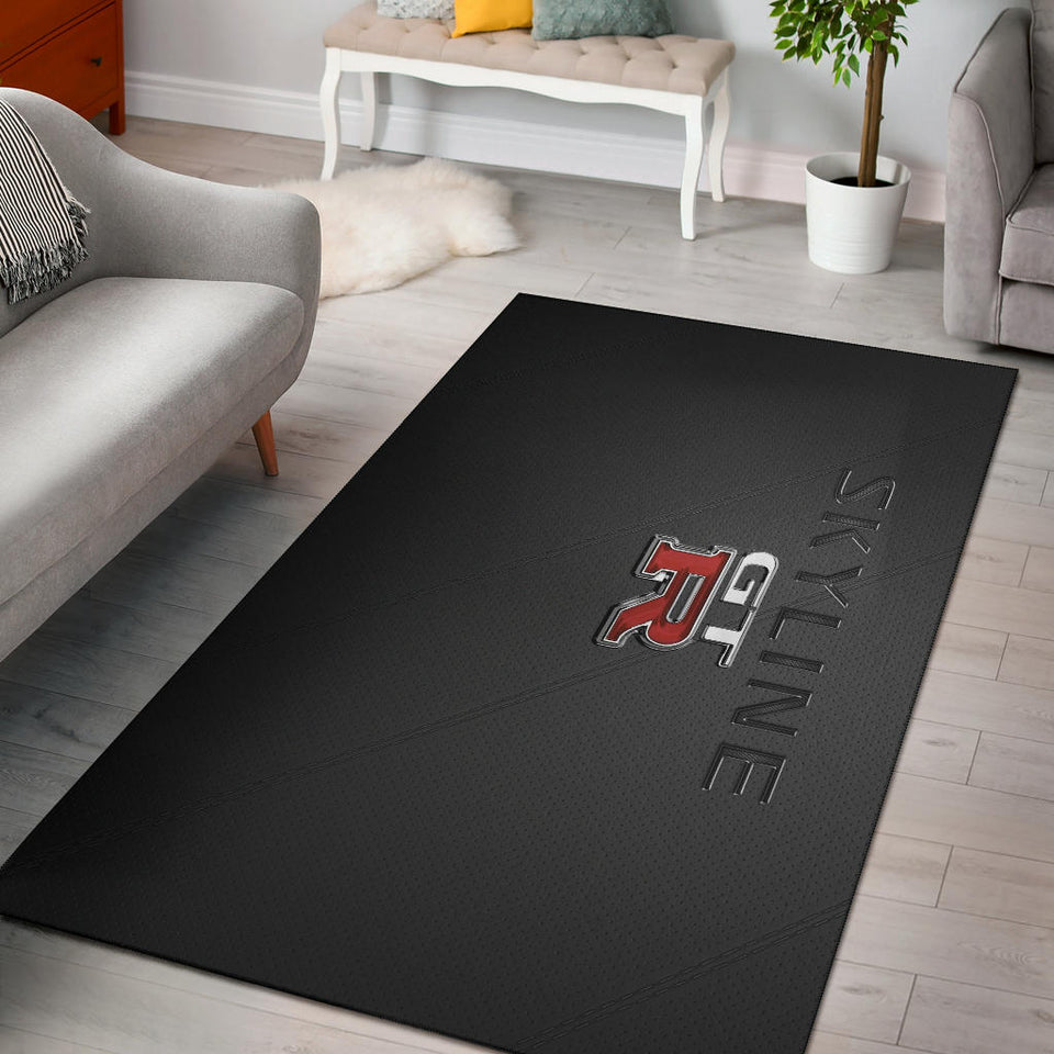 Nissan Skyline GTR Rug Version 1 With FREE SHIPPING!