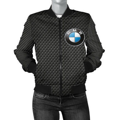 BMW Women's Bomber Jacket MT