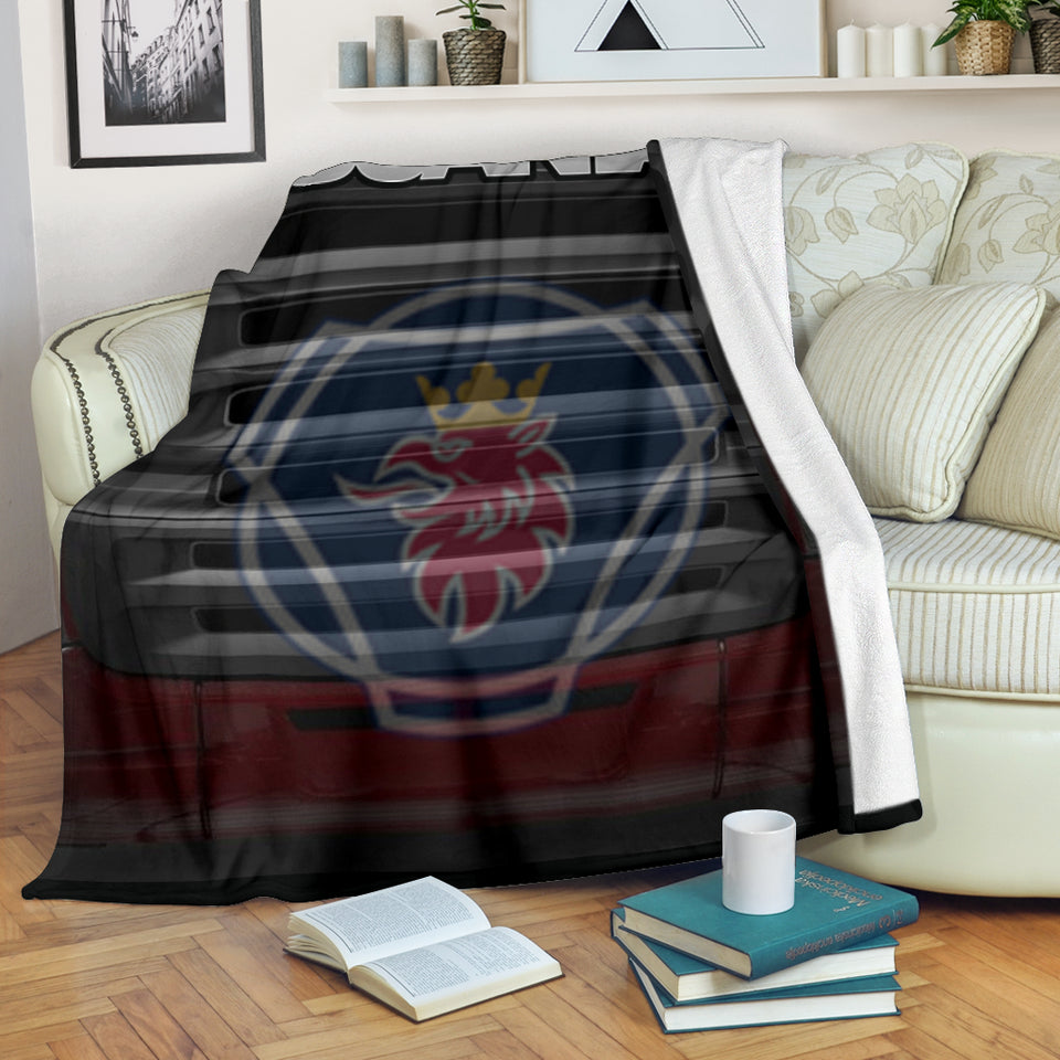 Scania Blanket V1 With FREE SHIPPING!