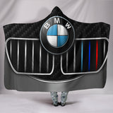 BMW Hooded Blanket With FREE SHIPPING TODAY!