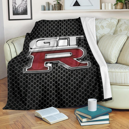 Nissan Skyline GTR Blanket Version 1 With FREE SHIPPING!