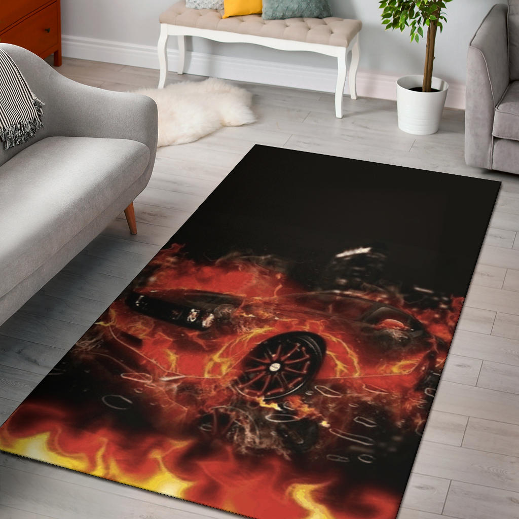 Mustang Rug Version 4 With FREE SHIPPING!!
