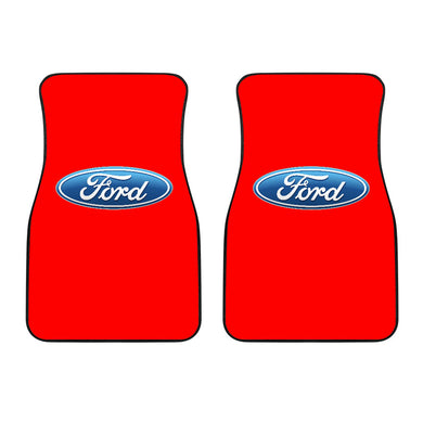 Ford 2 Front Mats V8 With FREE SHIPPING!