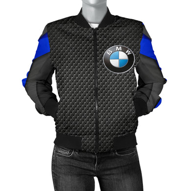 BMW Women's Bomber Jacket BB
