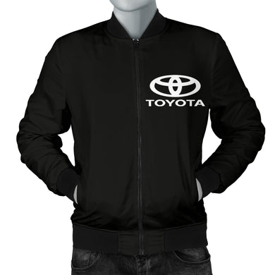 Toyota Men's Bomber Jacket