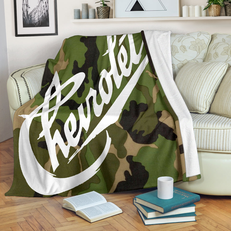 Chevy Blanket V7 With FREE SHIPPING!