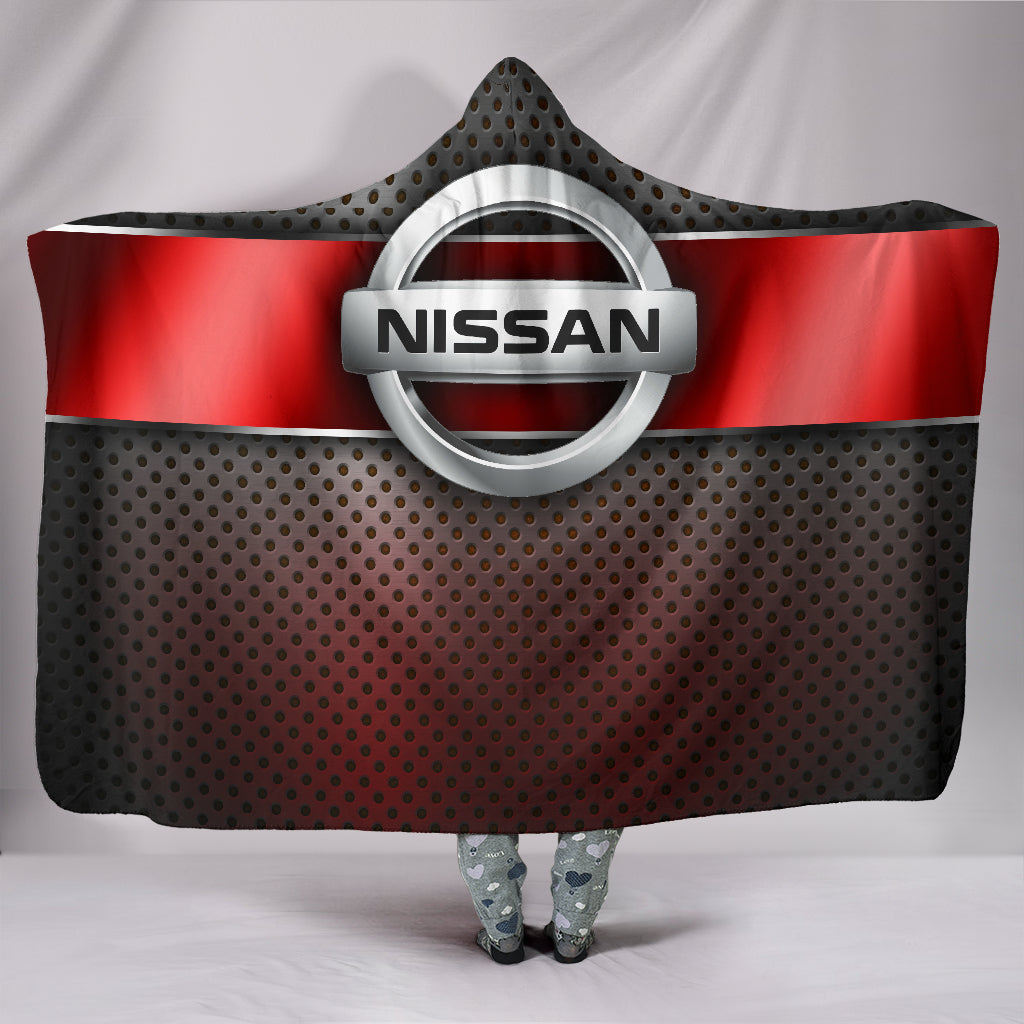 Nissan Hooded Blanket With FREE SHIPPING TODAY!