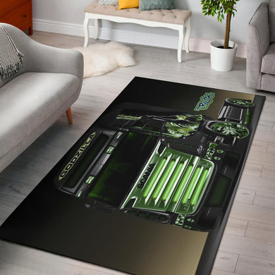 Scania Rug Version 6 With FREE SHIPPING!!